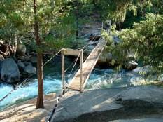 wawona swinging bridge