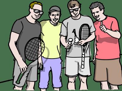 テニスの八百長