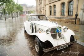 wedding-car-stunning Beauford