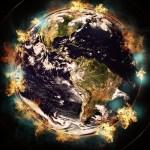 【衝撃】ポールシフト発生間近!地球壊滅的状況により人類滅亡の危機!