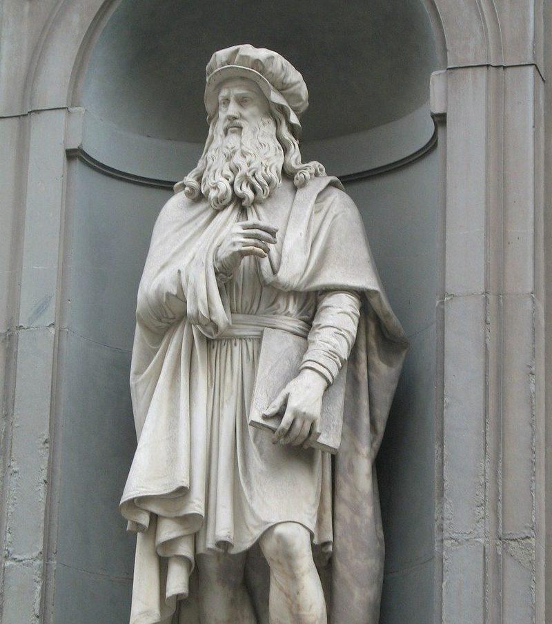 【偉人】万能人と呼ばれた天才 レオナルド・ダ・ヴィンチとは