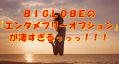 BIGLOBEの『エンタメフリーオプション』が凄すぎるっっっ!!!