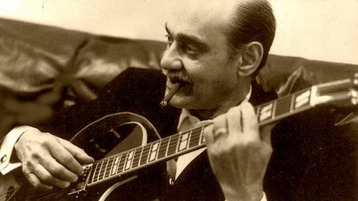 joe-pass,ジャズギター,コードトーン