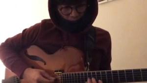 クマムシ,あったかいんだから,演奏,ギター,ジャズ