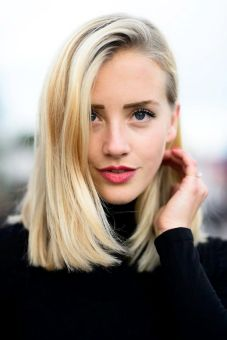 Long bob, because people will be growing out their hair
