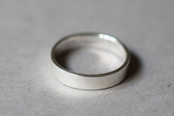 Men Ring Shiny