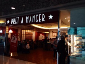 ★PRET A Manger★に海苔の太巻き? @中環   Spice for Life Hong Kong