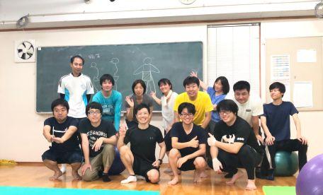 IT企業の社員様に福利厚生で肩こり腰痛改善講座を開きました!パーソナルトレーニングジムSATISFY