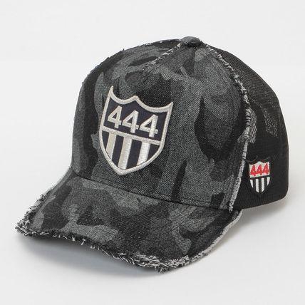 denim camo bk 444 - 帽子の選び方。メンズ・レディース-最高のブランドは?