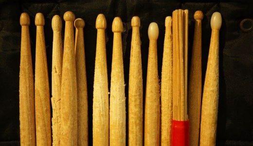 スティックの選び方と種類・特徴【吹奏楽部のための】
