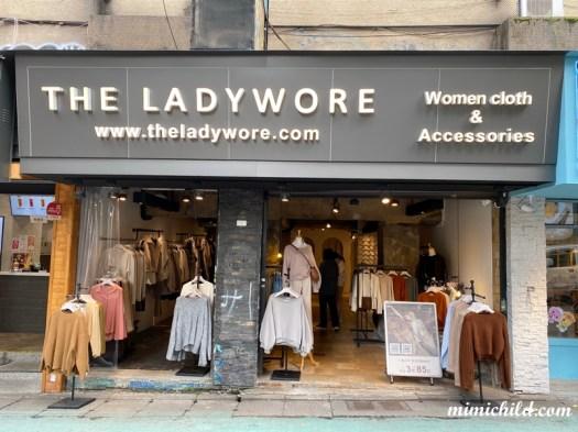 The Ladywore 敦南店-忠孝東路四段181巷