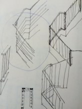 Sketches for horizontal / Vertical solutions