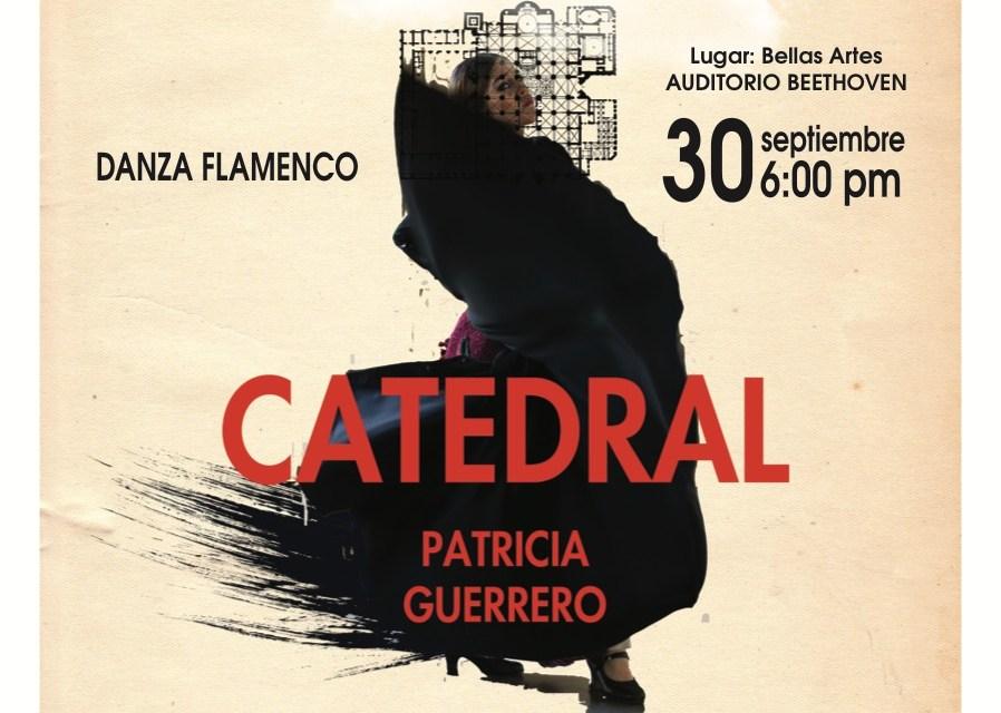 """EL FESTIVAL DE FLAMENCO DE BOGOTÁ LLEGA A CALI CON LA OBRA """"CATEDRAL"""""""