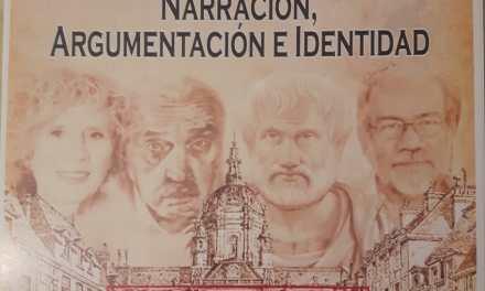 Conferencia 'Narración, Argumentación e Identidad', por Eduardo Serrano Orejuela. Invita Asolingua