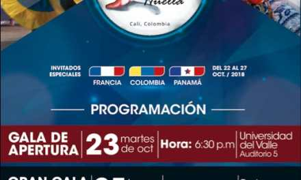 """COMIENZA EN CALI EL SÉPTIMO FESTIVAL UNIVERSITARIO DE DANZAS FOLCLÓRICAS """"DEJANDO HUELLA"""""""