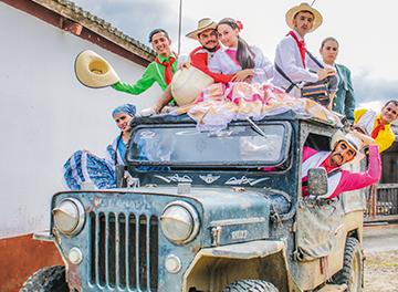 Teatro familiar: El Sainete de Olinda y Marcelino