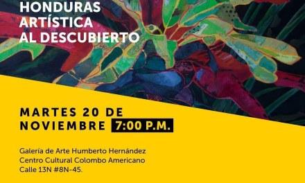HONDURAS ARTÍSTICA AL DESCUBIERTO