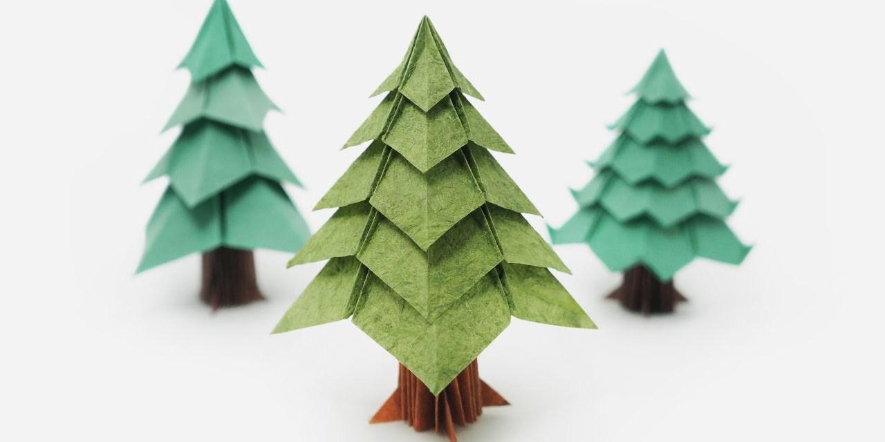 Invitación Taller de Origami Navideño