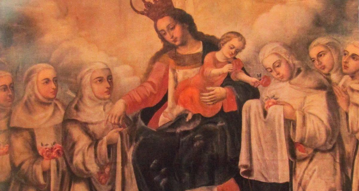 CONFERENCIA 'De esposas de Jesucristo a esposas del demonio. El caso de sacrilegio del Convento de la Encarnación de Popayán, 1608-1629.'