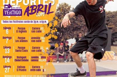 Festival Multi Deportes – Abril 2019