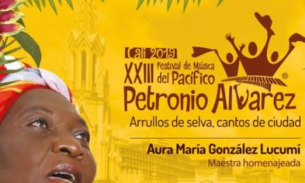 Imagen de la versión XXII del Festival Petronio enaltece la labor de la mujer en la cultura del Pacífico colombiano