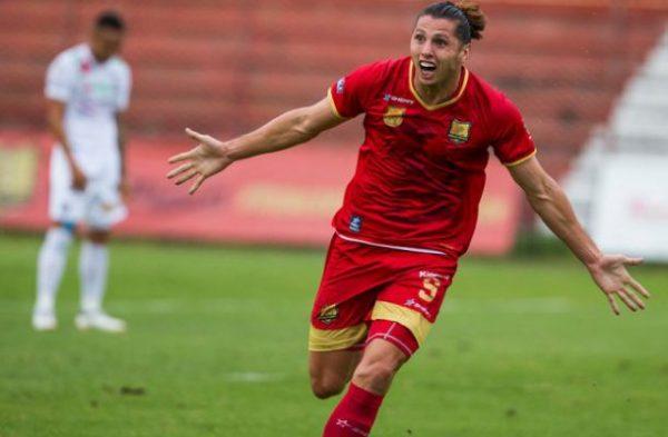 Agustín Vuletich, llegaría al Deportivo Cali procedente de Salernitana.