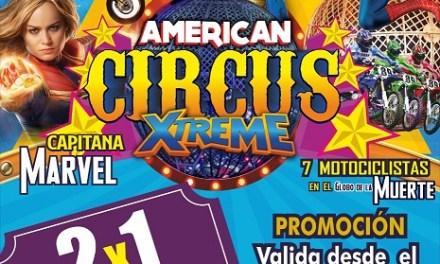 Llega a Cali American Circus Xtreme