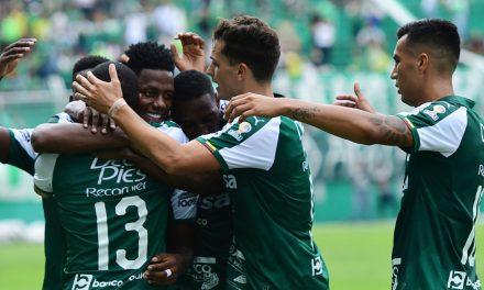 Deportivo Cali y un triunfo con autoridad 3-1 sobre Deportivo Pasto para escalar al tercer lugar de la Liga