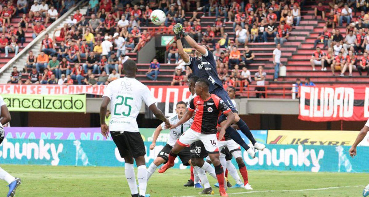 Goleada con esencia de Cantera! Cúcuta Deportivo 1-4 Deportivo Cali