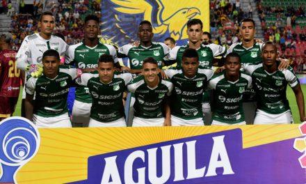 ¡Deportivo Cali es finalista de la Copa Águila! El verdiblanco superó 3-2 en el global a Tolima y enfrentará a Medellín en la gran final
