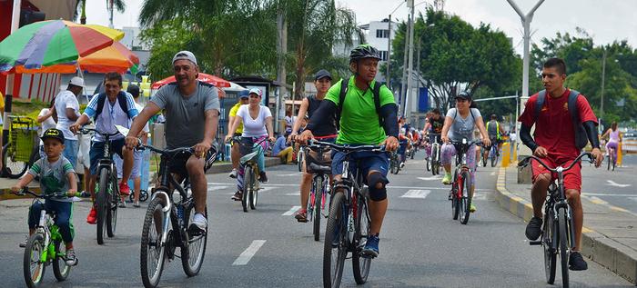 La alegría de la Ciclovida continuará el 3 de noviembre en la capital del Valle