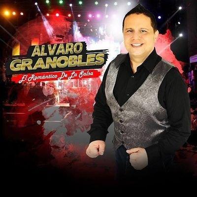 Alvaro Granobles, «El Romántico de La Salsa», y su nueva canción «Te dirán».