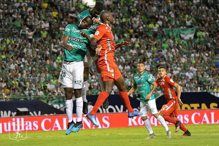 «Cali ganó el clásico Vallecaucano de la Liga BetPlay 2020-I.»