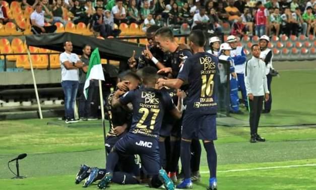 Nacional y Cali empatan y por el momento sólo piensan en la Sudamericana.