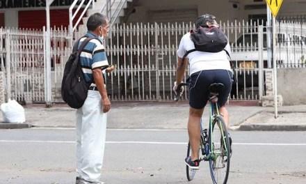 Evalúan incentivos para personas que usen bicicleta durante esta cuarentena