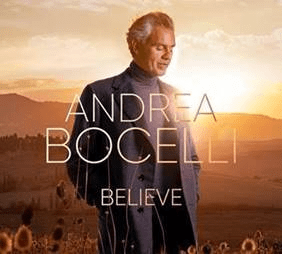 Andre Bocelli presenta Believe