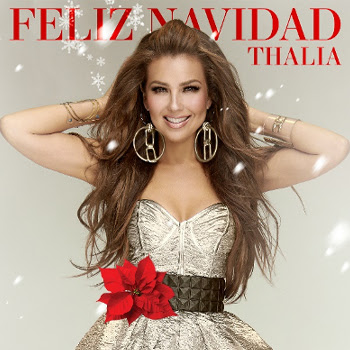 """THALIA manifiesta el espíritu de las fiestas y estrena su innovadora versión del clásico """"FELIZ NAVIDAD"""""""