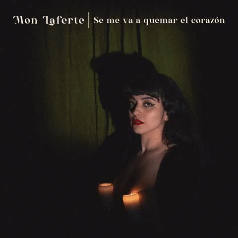 """Mon Laferte estrena """"Se me va a quemar el corazón"""""""