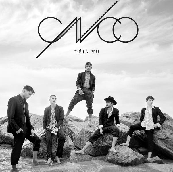 CNCO estrena su tercer álbum Déjà Vu una colección de éxitos del pasado reinventados