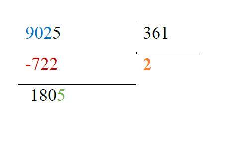 división por tres cifras 6