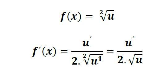 Derivada de una raíz  yo soy tu profe matemáticas