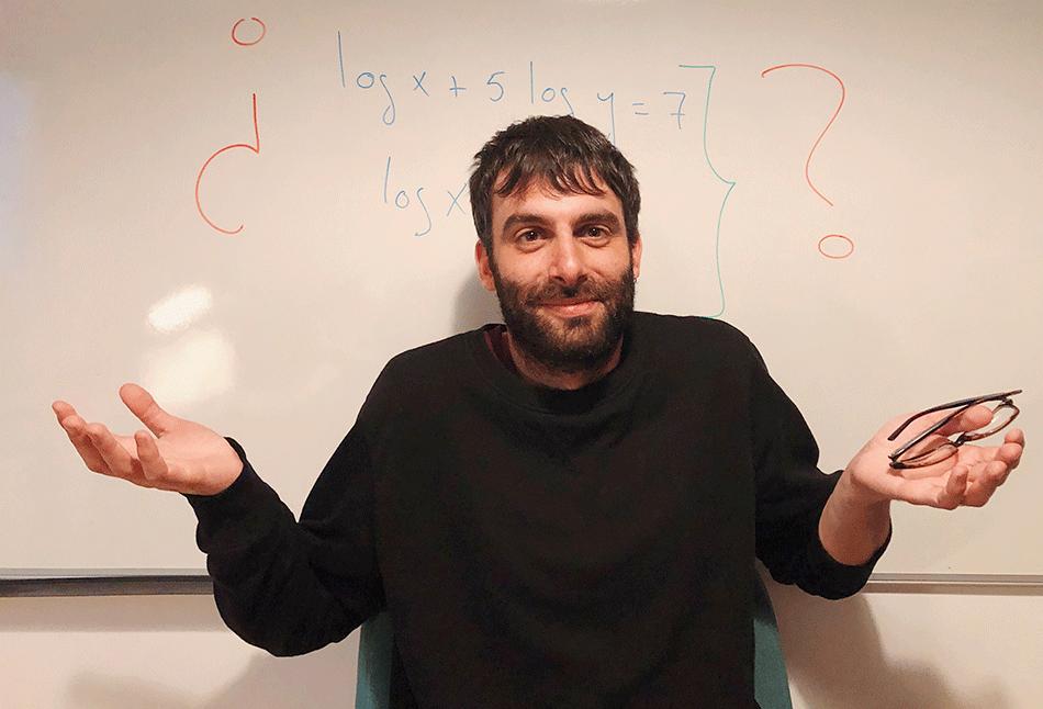 ¿Sistemas de ecuaciones logarítmicas? Aprende a resolverlos