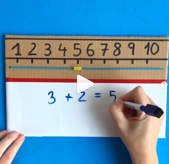 ideas para aprender a sumar