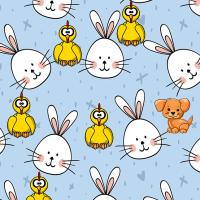 ¿Cuántas gallinas y conejos hay? Encuentra la solución a este acertijo viral