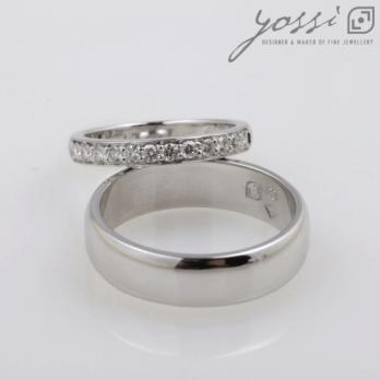 Striking Diamond Eternity Ring