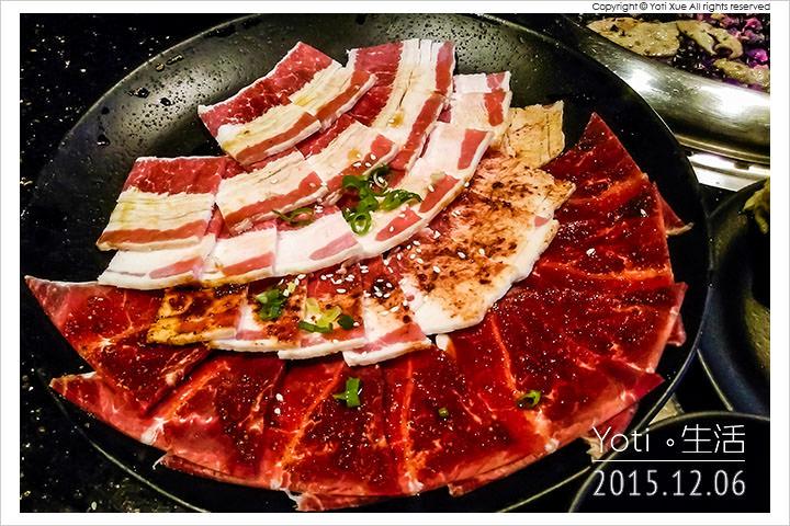 [花蓮市區] 石屋燒肉火鍋