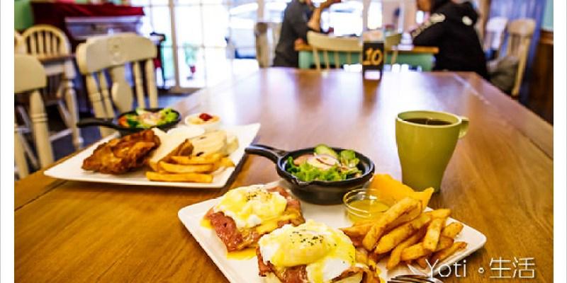 [花蓮市區] 棉花糖早午餐   聚會聊天好選擇, 在溫馨氣氛下享用餐點及飲料自助暢飲〈試吃邀約〉