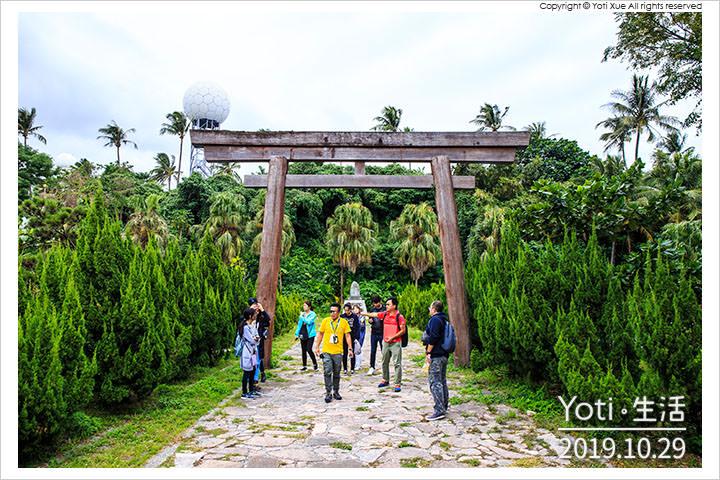 [花蓮美崙] 花蓮港鳥踏石公園   市區唯一日本鳥居, 兩潭自行車道必經的日式花蓮景點