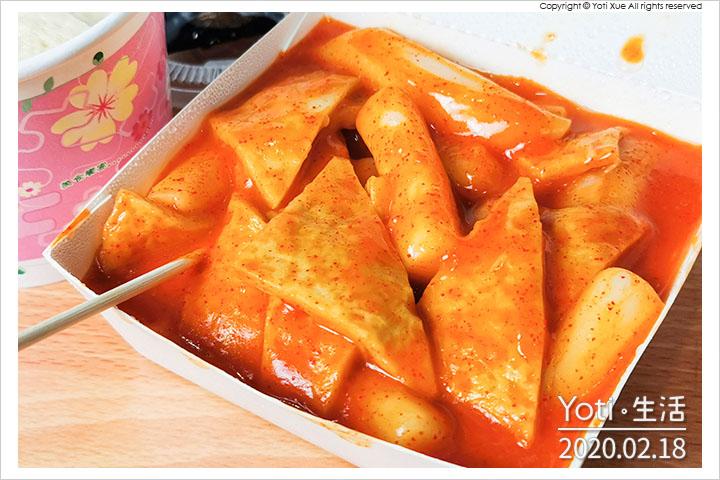 [花蓮食記] 歐巴首爾歐妮   小巷內的韓式辣炒年糕專賣店