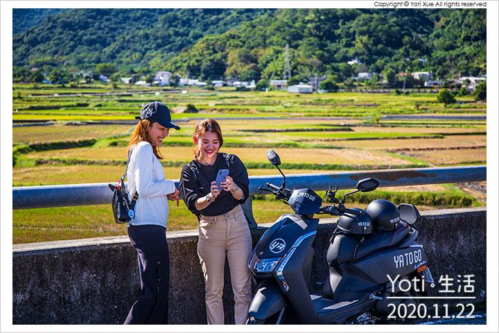[花蓮遊程] 玉里 YATOGO 共享機車一日遊(體驗邀約)